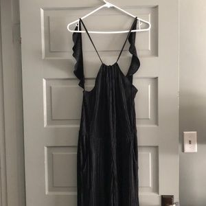 Open Back H&M jumpsuit